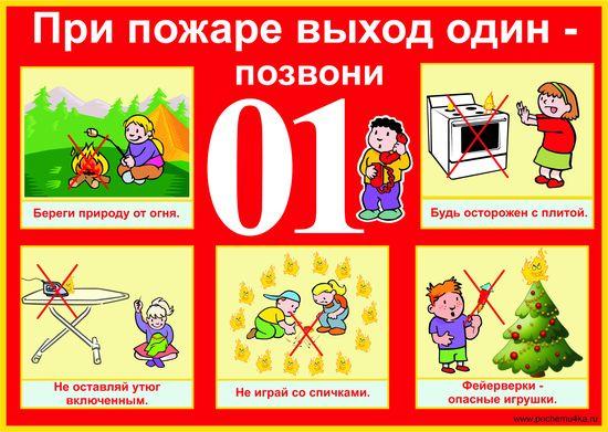 plakat-na-temu-pozharnaya-bezopasnost